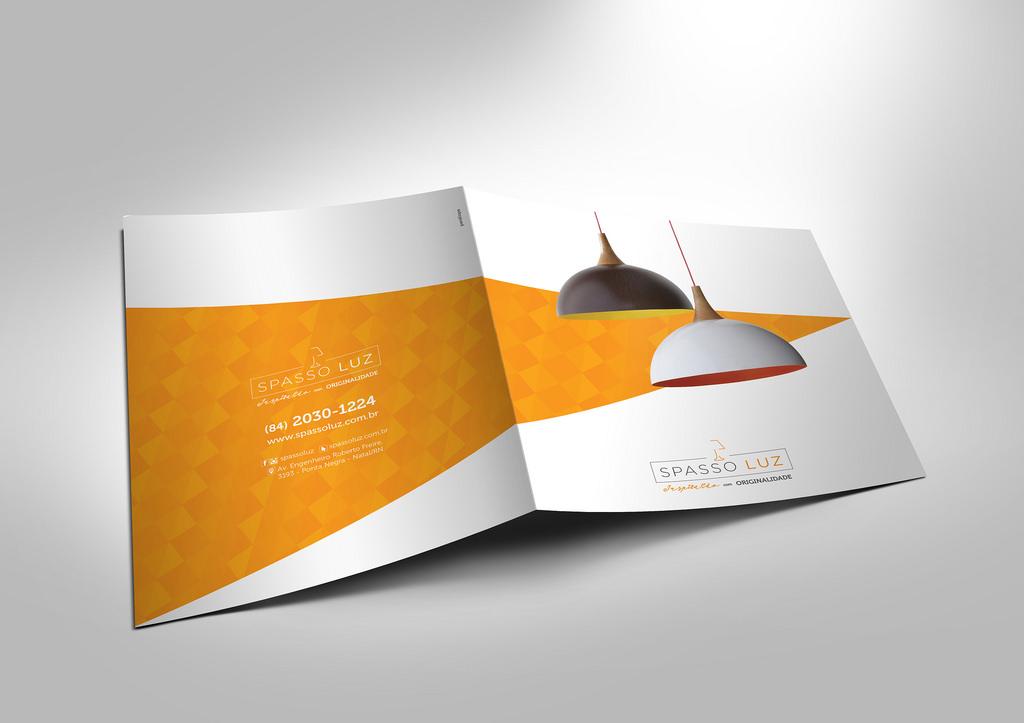 چاپ فولدر تبلغاتی (1)